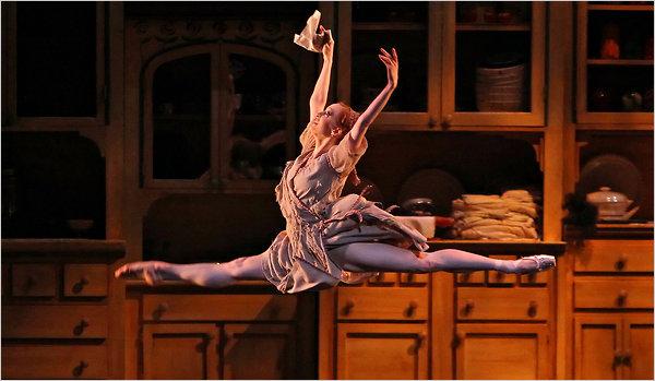 Gillian in Cinderella, 2011, by Rosalie O'Connor.