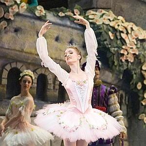 Gillian in Sleeping Beauty